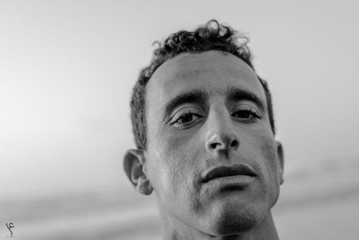 Portrait - Brahime Idouche