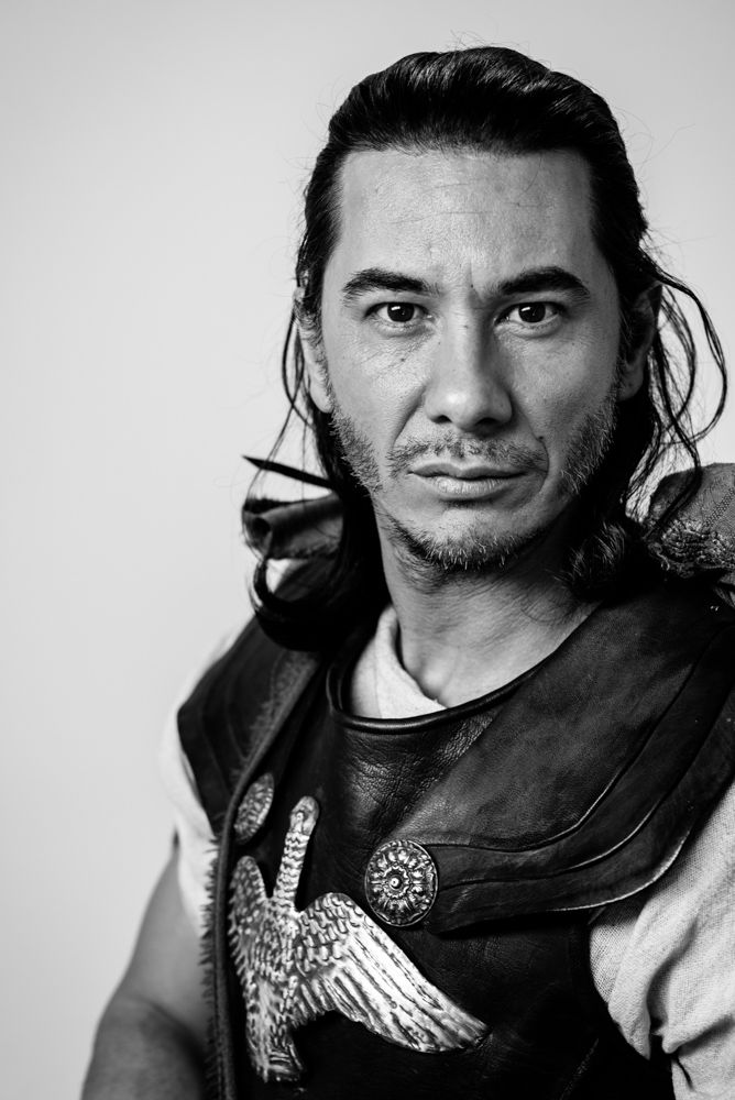 Portrait - James Duval