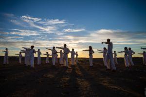 Ici dans le désert – Therapeutic Hiking