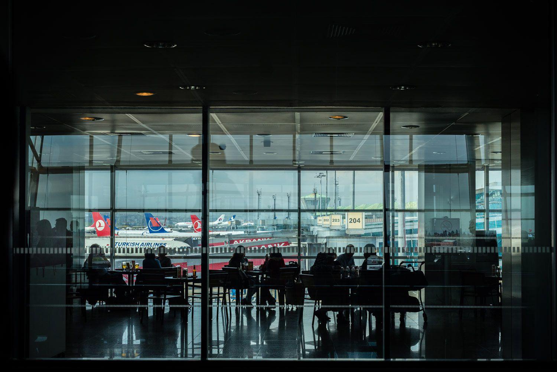Atatürk Airport, Istanbul - abdellah azizi