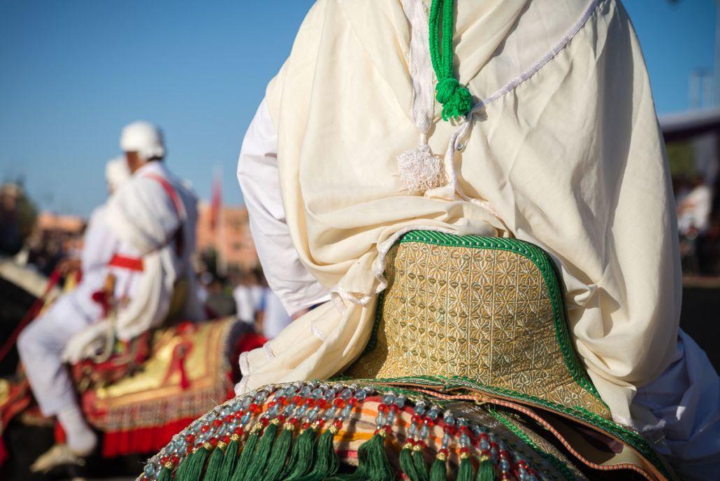 Moroccan costume - estival des roses 2015