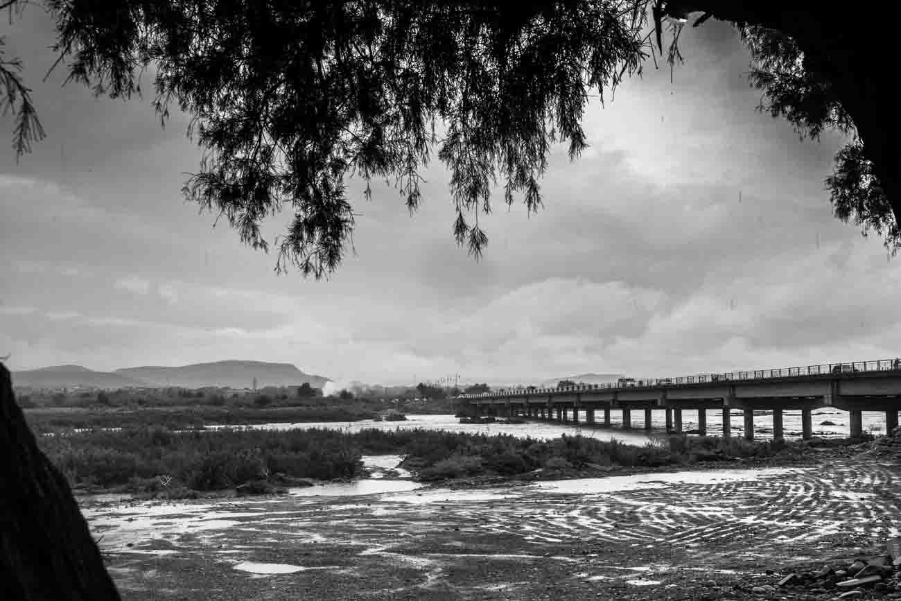 Rainy Ouarzazate - Morocco