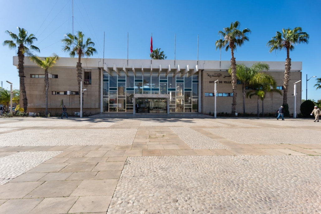 Agadir city hall