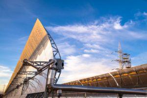 Ouarzazate Solar Power Station Photographs