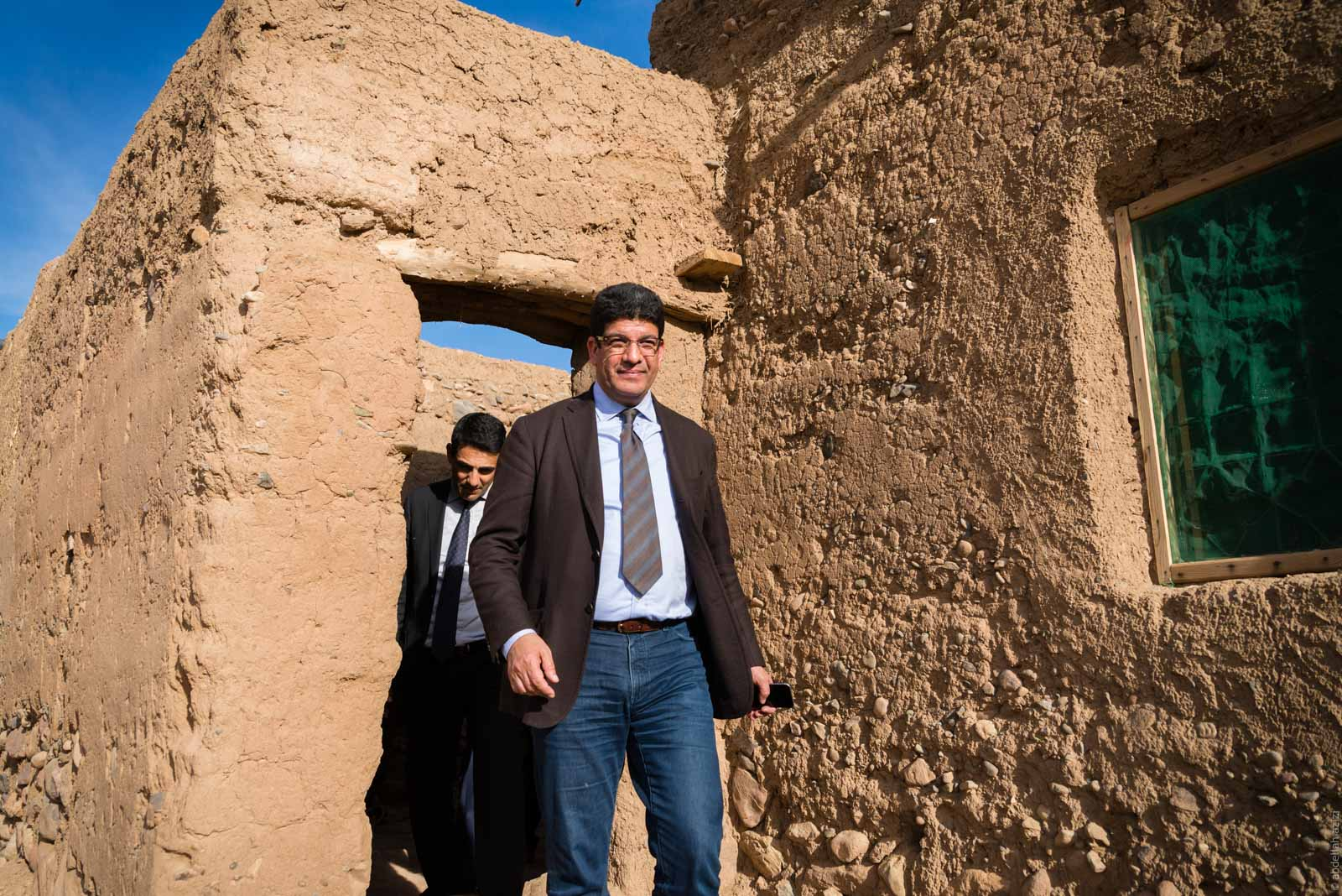 Mr. Mustapha Bakourry de Masen - Ouarzazate Solar Power Station Noor 1