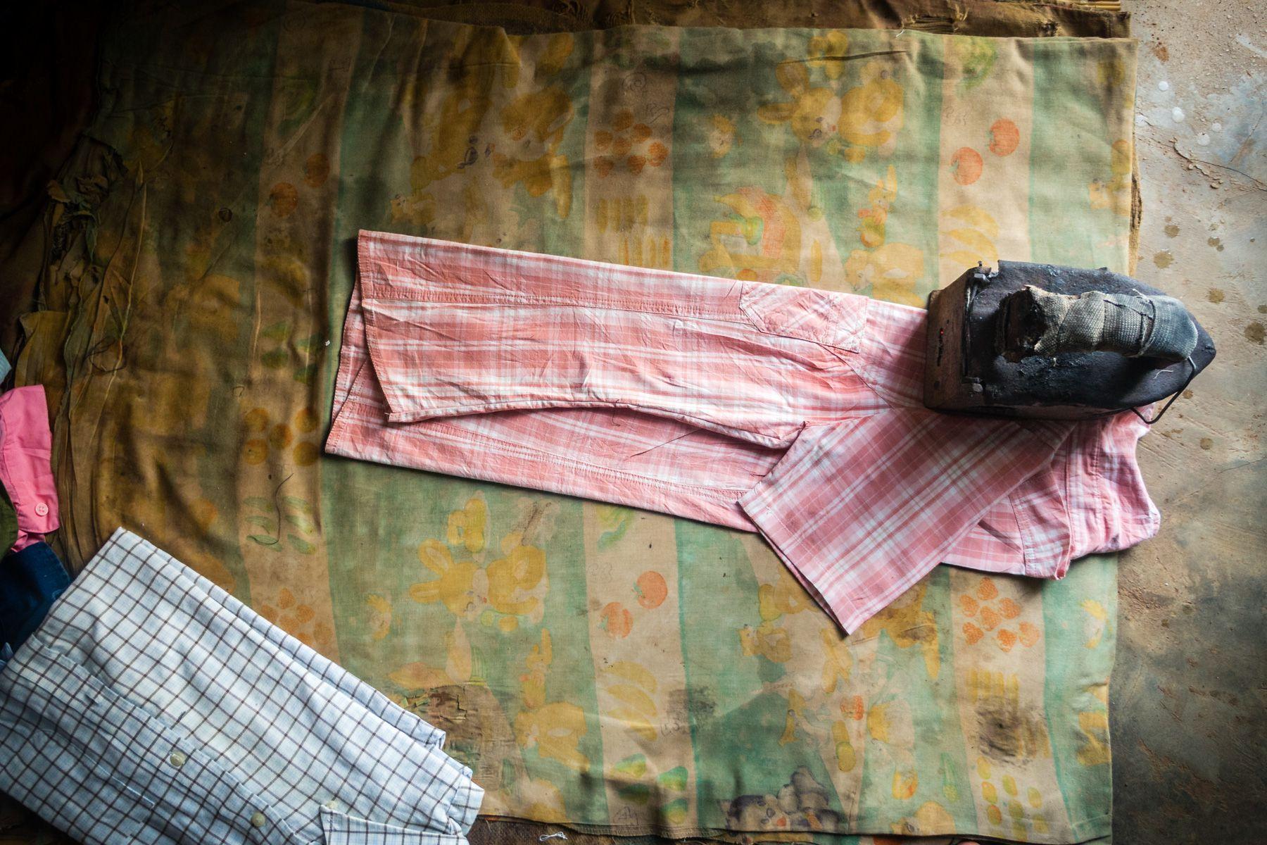 Shirt iron - malawi