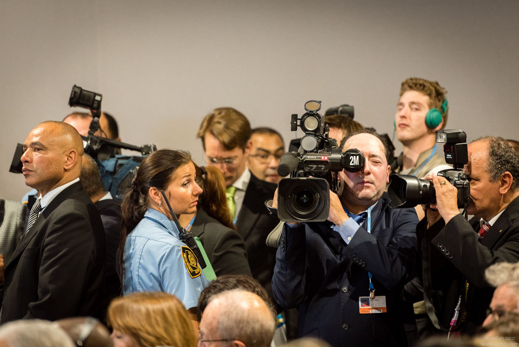 Cop22 - - Event photographer