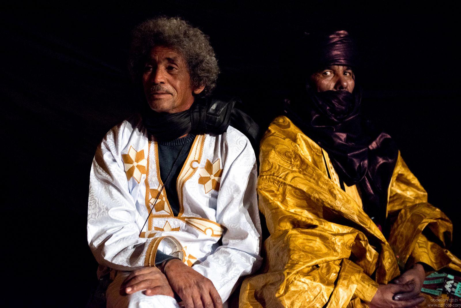 Ibrahim ag Alhabib and Alhassane ag Touhami, Tinariwen - Taragalte 2016