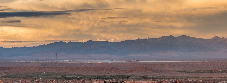 Noor complex; Ouarzazate solar power station,