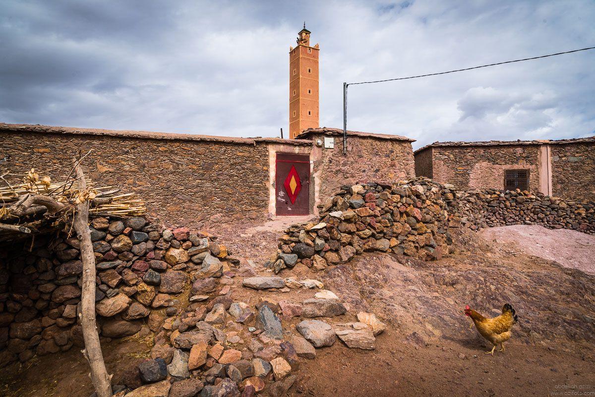Village Sirwa, Morocco