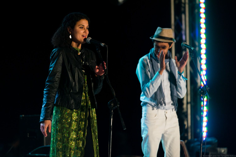 Samira, Taragalte Festival 2017