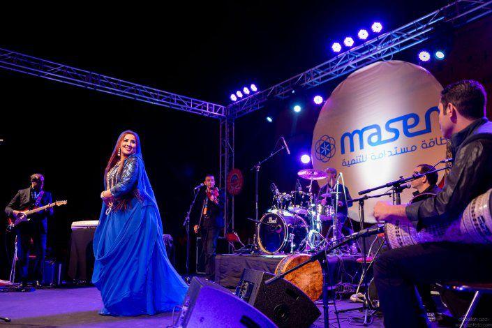 Morocco solar fetival Concert