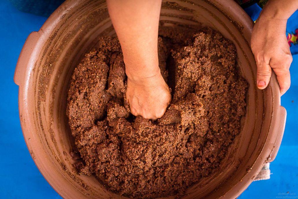 Making of Argan Oil