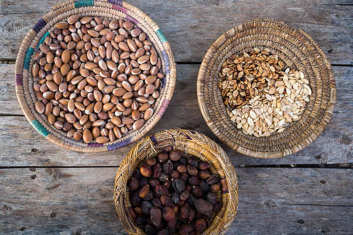 Argan nuts, Essaouira