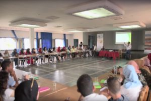 Maroc Made in Terre – Green mediators training
