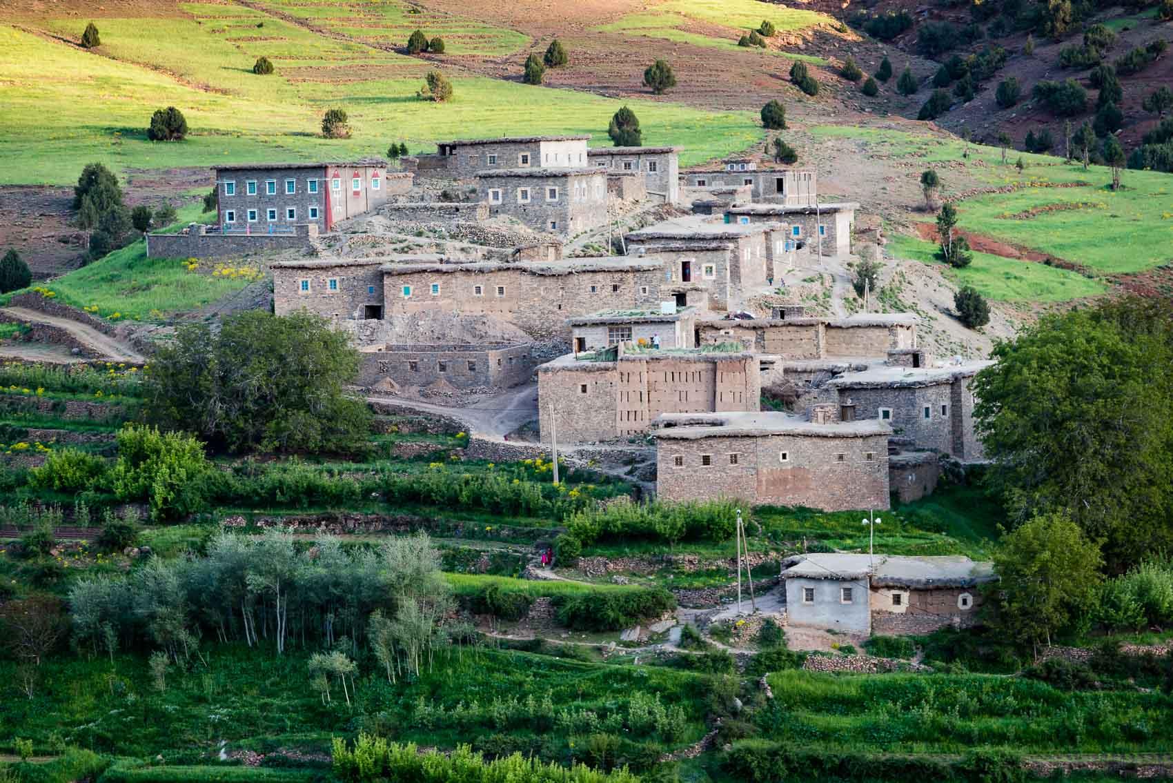 Ait Bougmez - The happy valley