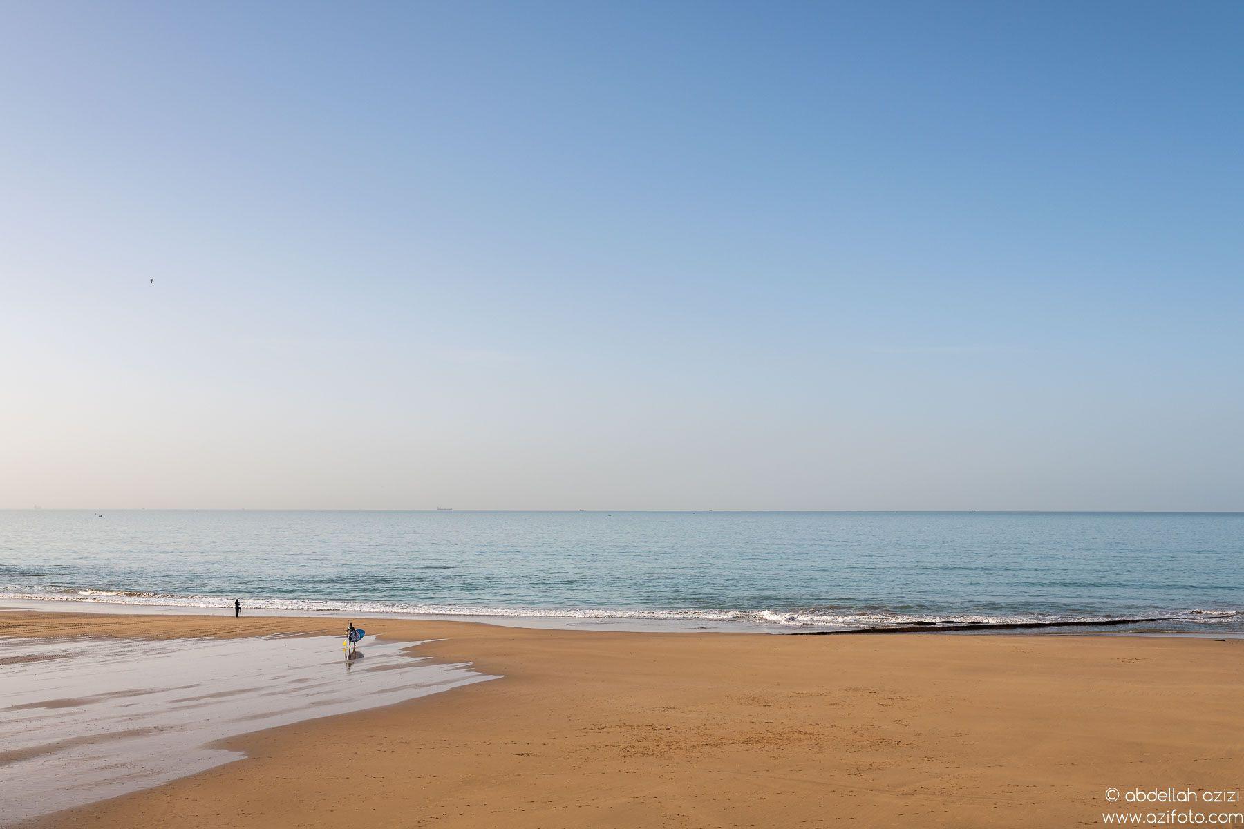 Taghazout beach, Morocco