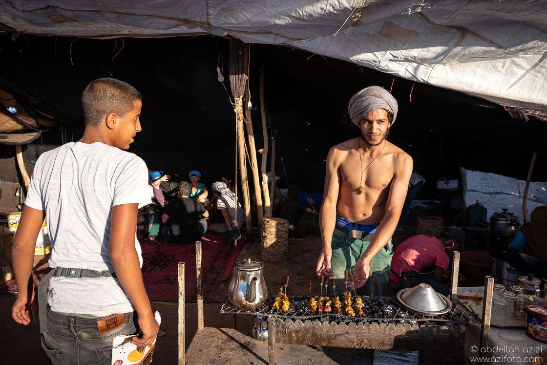Souk Taragalte Festival, Mhamid, Morocco