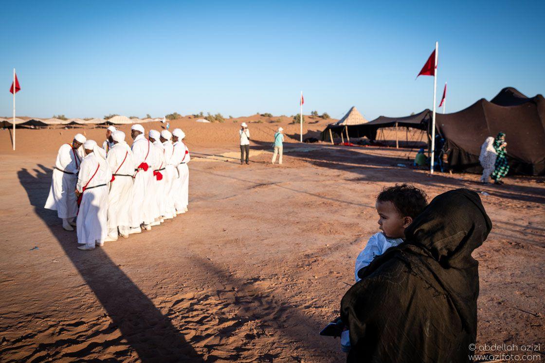 Gnawa Taragalte Festival, Mhamid, Morocco