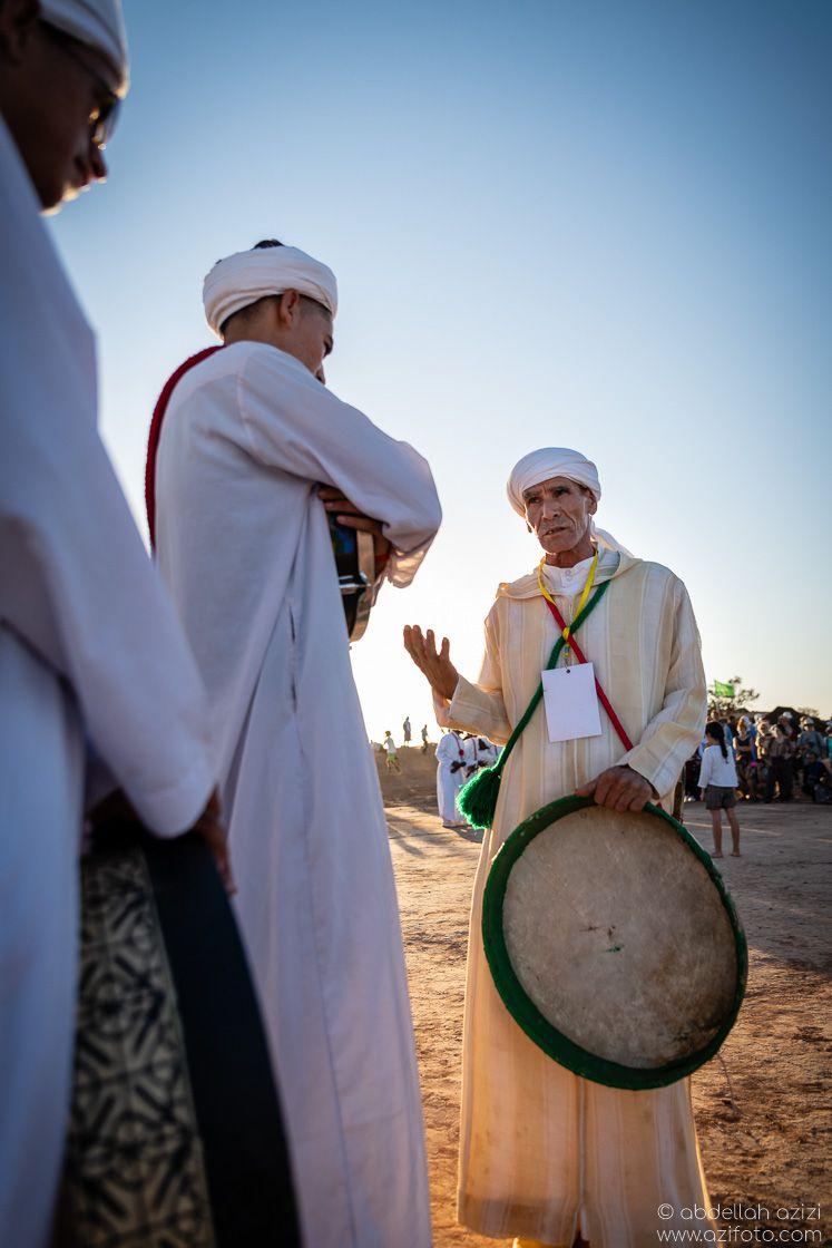 Ahwach Taragalte Festival, Mhamid, Morocco