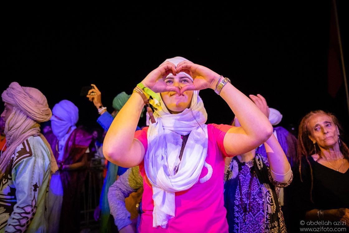 Love Taragalte Festival, Mhamid, Morocco