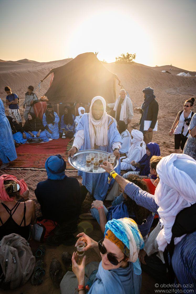 Hospitality Taragalte Festival, Mhamid, Morocco