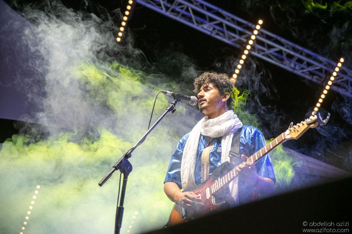 Singer Taragalte Festival, Mhamid, Morocco
