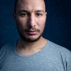 Moroccan photographer abdellah azizi portrait