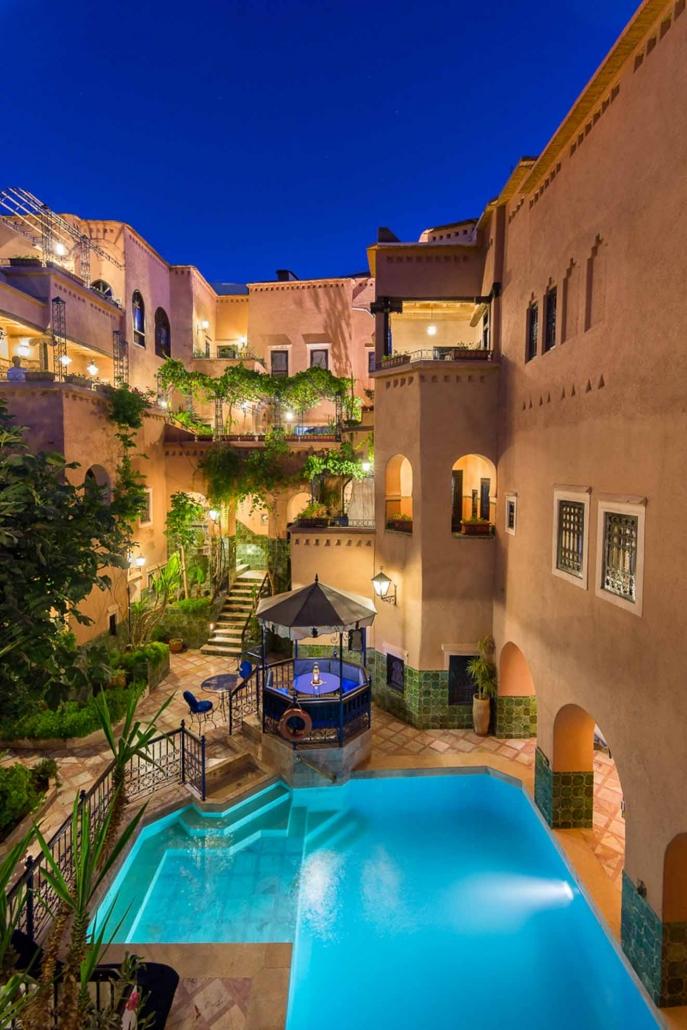 Hotel Kasbah Dar Daif Ouarzazate