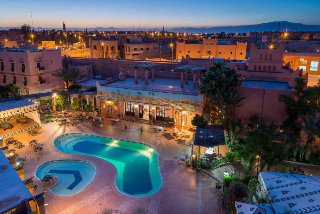 Hotel Hanan Ouarzazate