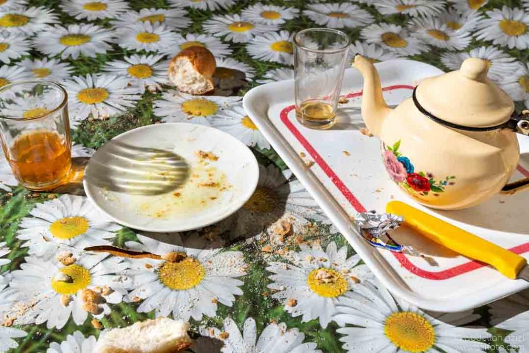 Still life photography - breakfast