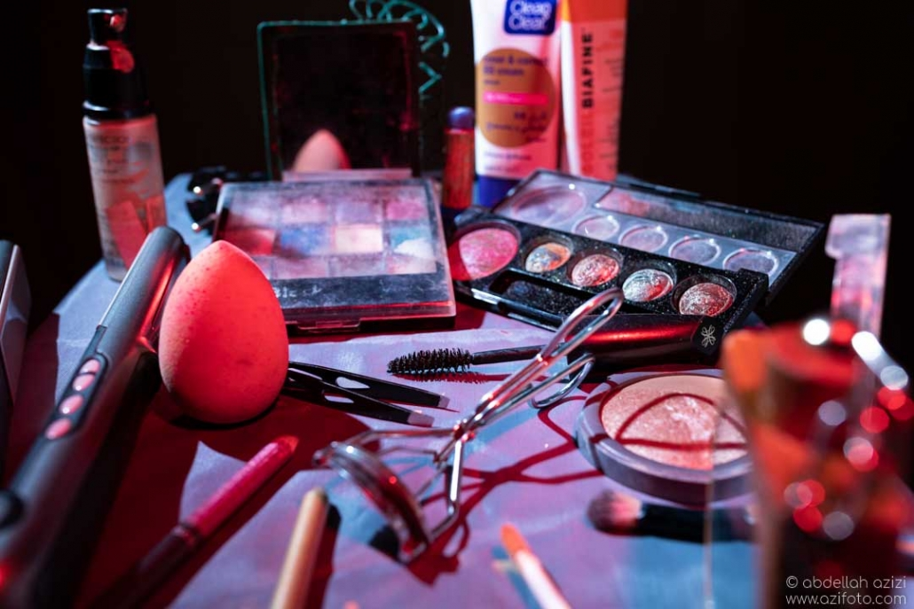 Still life photography - Make up