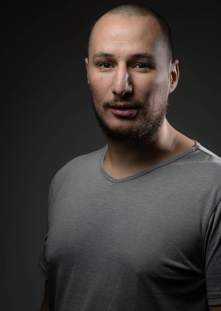Abdellah Azizi Portrait