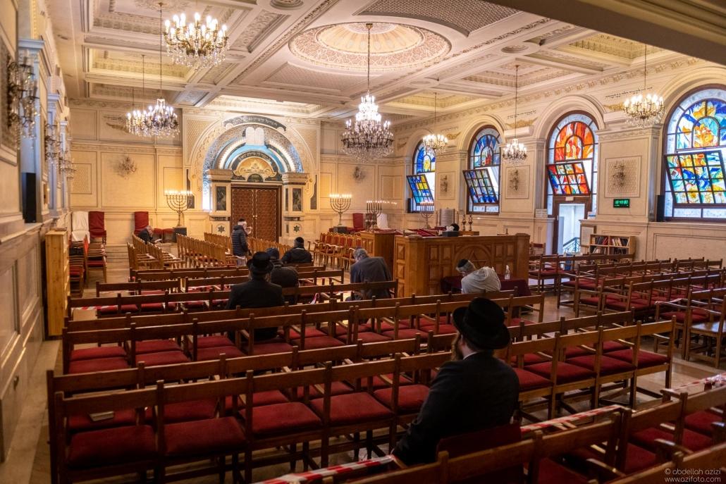 Jewish Synagogue Casablanca